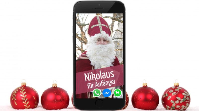 Nikolaus für Anfänger (Foto: 2017 Bistum Essen)