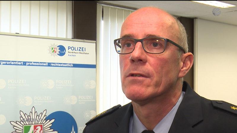 Weltklimakonferenz in Bonn: Einschätzung der Polizei (Foto: SAT.1 NRW)