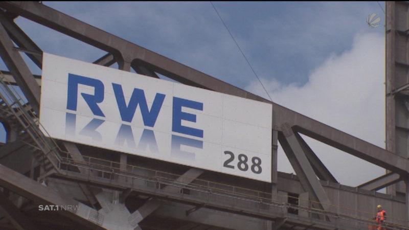RWE macht Kohle (Foto: SAT.1 NRW)