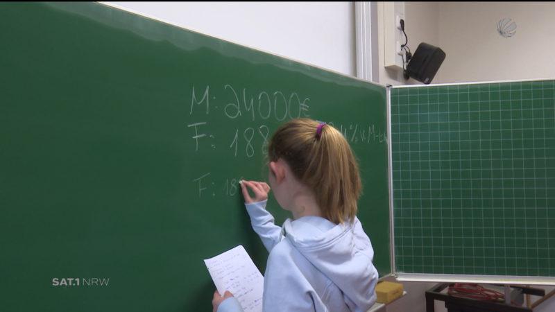 Studie zu geplanter Schulförderung (Foto: SAT.1 NRW)