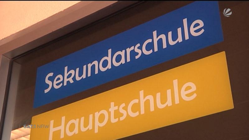 Immer weniger Sekundarschulen in NRW (Foto: SAT.1 NRW)