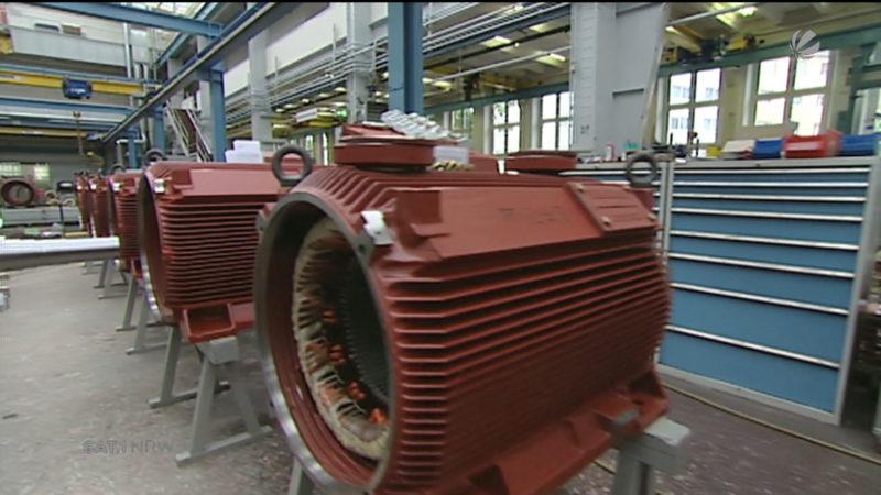 Siemens könnte Jobs streichen (Foto: SAT.1 NRW)