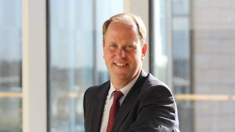 Neuer Chef bei der NRW-FDP (Foto: SAT.1 NRW)