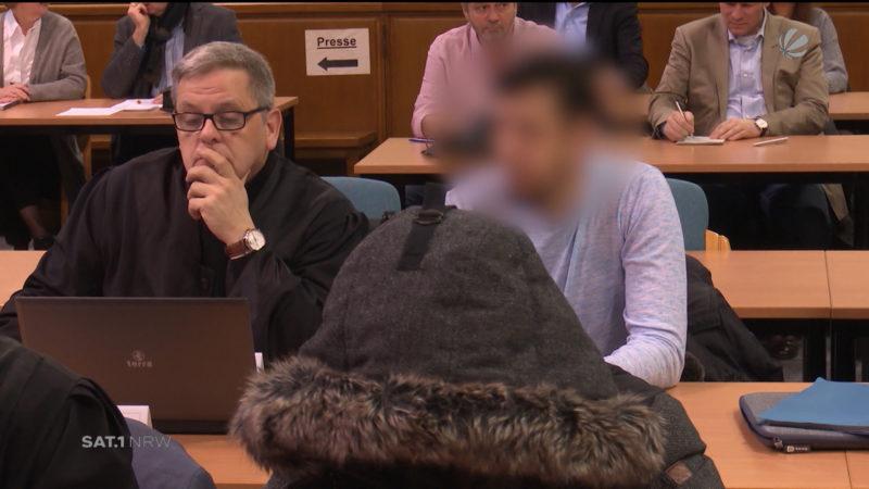 Urteil zur Scharia-Polizei wird erneut geprüft (Foto: SAT.1 NRW)