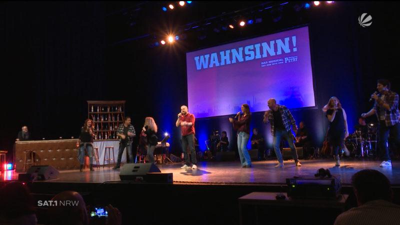 Wahnsinn - Das Musical von Wolfgang Petry (Foto: SAT.1 NRW)