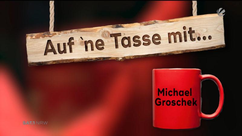 Auf 'ne Tasse mit Michael Groschek (Foto: SAT.1 NRW)