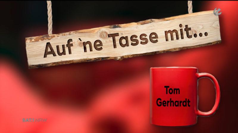 Auf 'ne Tasse mit Tom Gerhardt (Foto: SAT.1 NRW)
