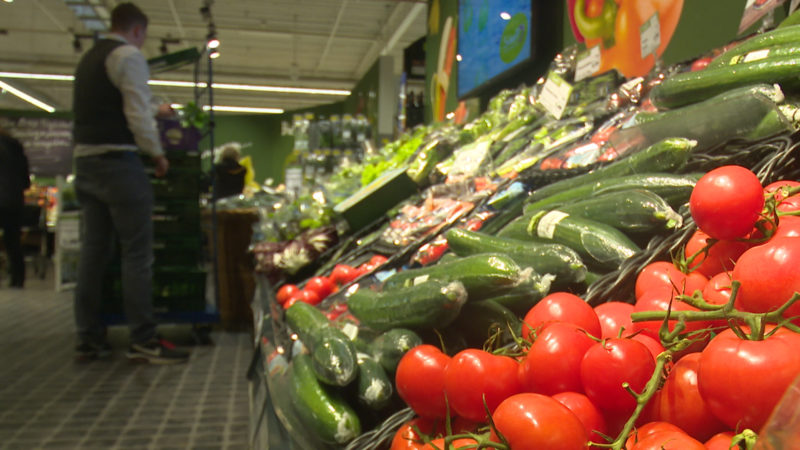 Umfrage: Einkaufen an Heiligabend (Foto: SAT.1 NRW)