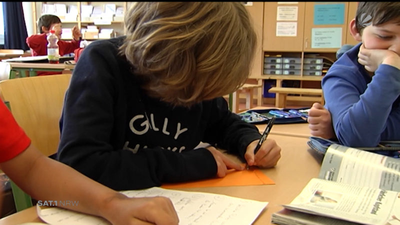 Verbesserungen bei Ganztagsschulen (Foto: SAT.1 NRW)