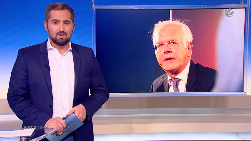 Prozess: Mann soll Harald Schmidt gestalkt haben (Foto: SAT.1 NRW)