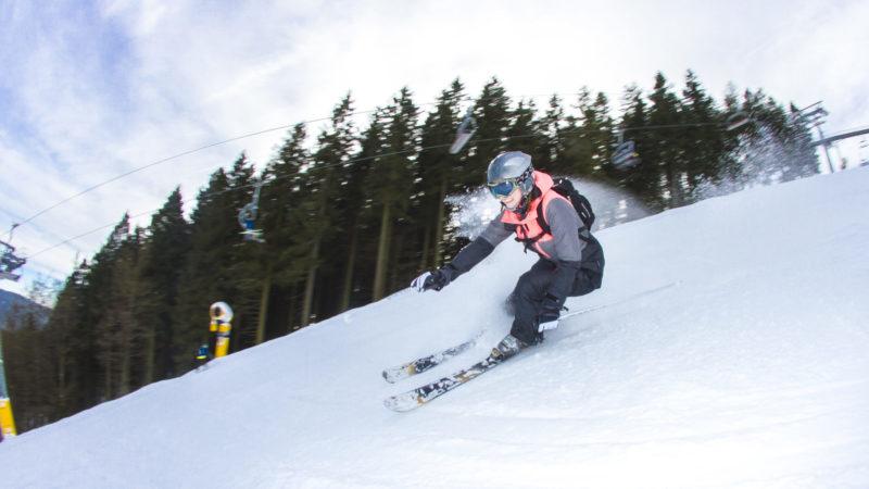 Ab auf die Piste (Foto: www.newsroom-wintersportarena.de)