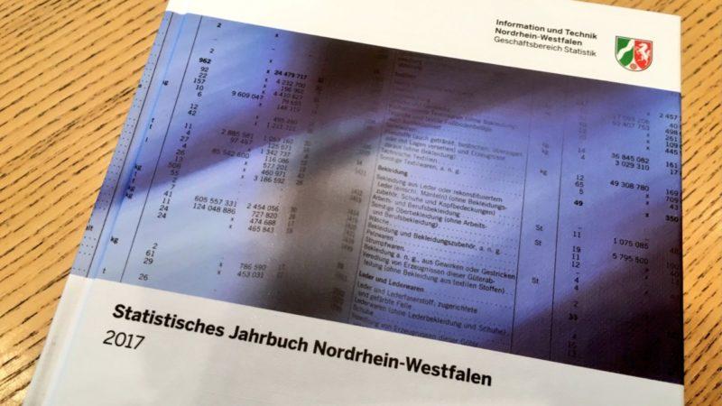 NRW in Zahlen (Foto: SAT.1 NRW)