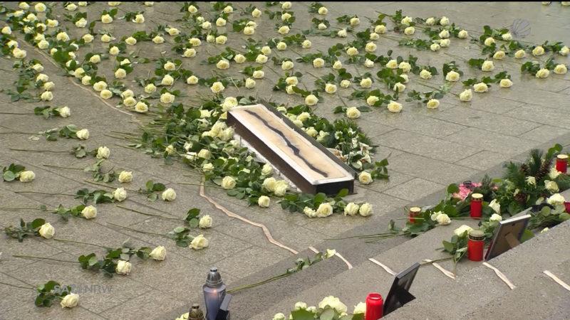 Jahrestag des Anschlags in Berlin (Foto: SAT.1 NRW)