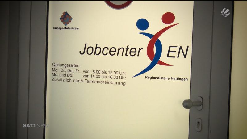 Hattingen: Mann attackiert Jobcenter-Mitarbeiter (Foto: SAT.1 NRW)