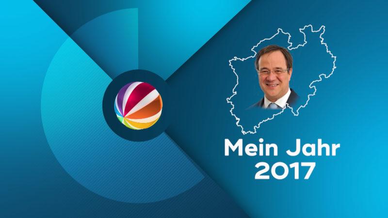 Armin Laschet - Mein Jahr (Foto: SAT.1 NRW)