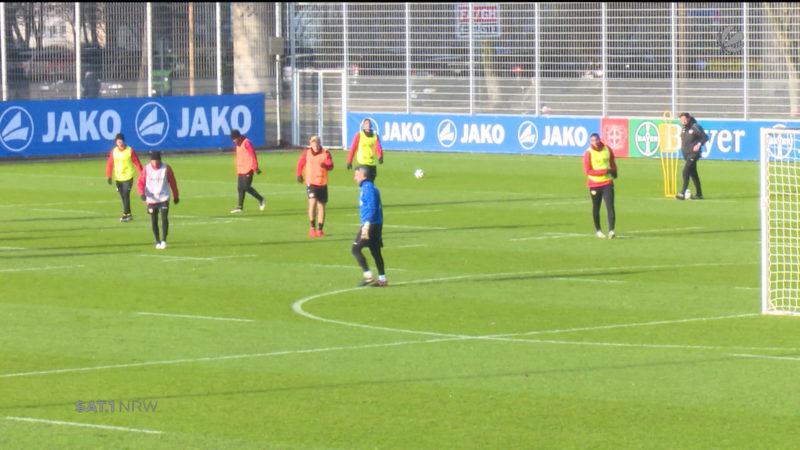 Fußball: Bayer Leverkusen (Foto: SAT.1 NRW)