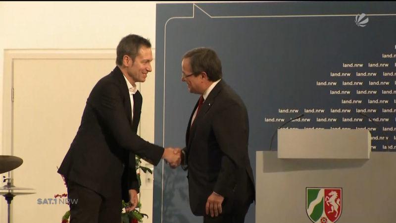 Verleihung Verdienstorden des Landes (Foto: SAT.1 NRW)