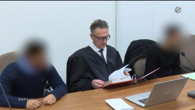 Raser wieder vor Gericht (Foto: SAT.1 NRW)