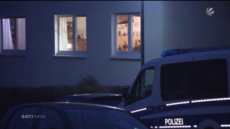 Nach G20-Krawallen: Razzia auch in NRW (Foto: SAT.1 NRW)