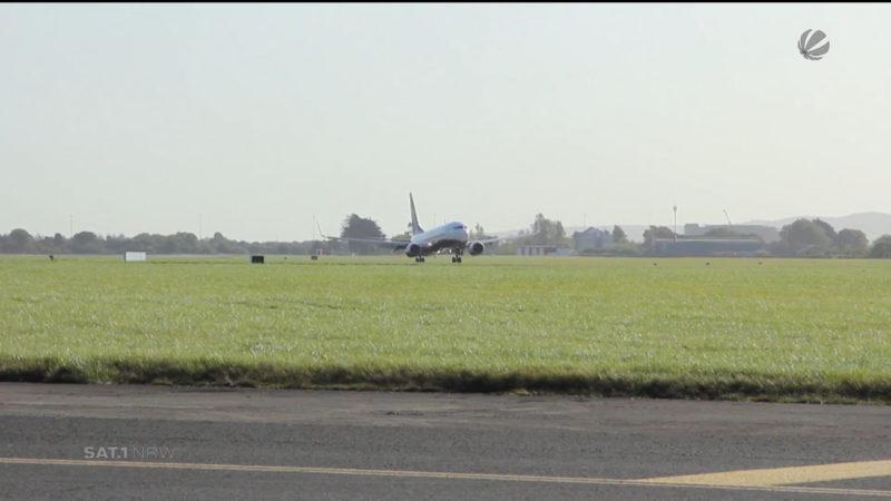 Streiks bei Ryanair (Foto: SAT.1 NRW)