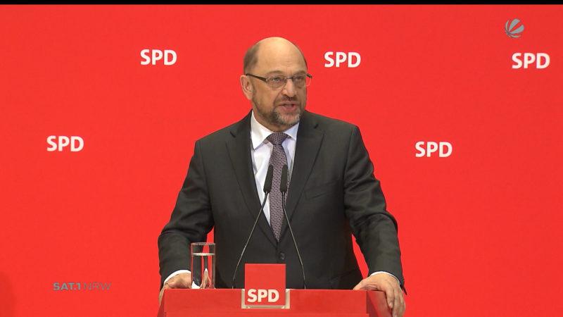 Groko: Reaktionen aus der Politik (Foto: SAT.1 NRW)