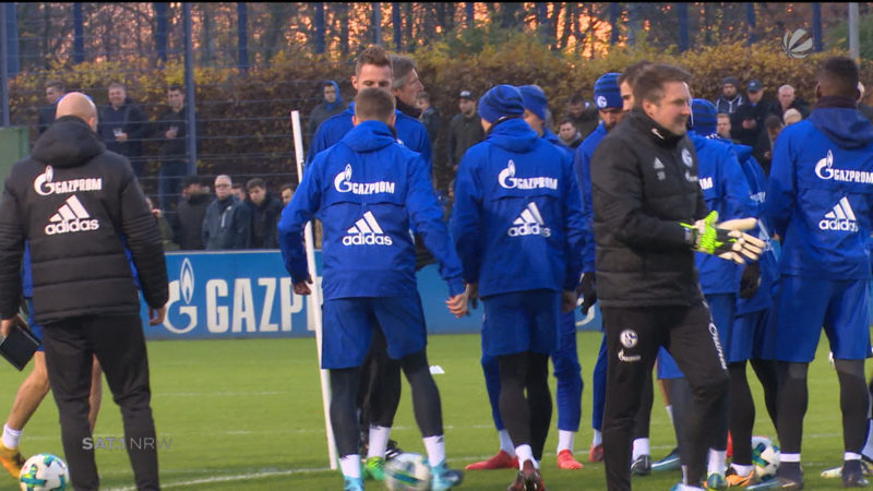 FC Schalke 04 gegen 1. FC Köln (Foto: SAT.1 NRW)