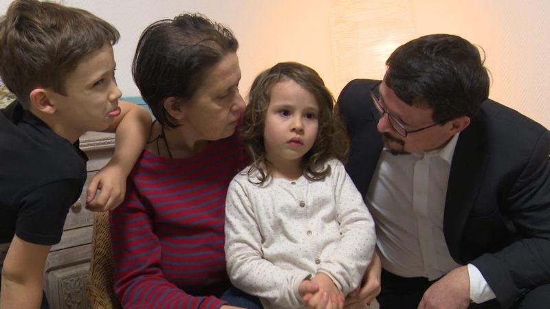 Unterstützung für Familie (Foto: SAT.1 NRW)