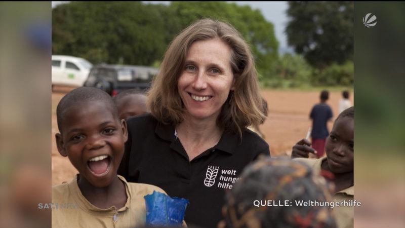 55 Jahre Welthungerhilfe (Foto: SAT.1 NRW)