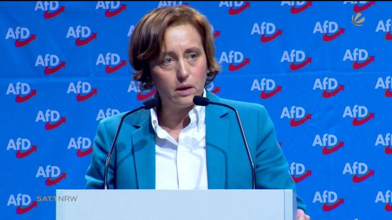 Ärger für die AfD (Foto: SAT.1 NRW)