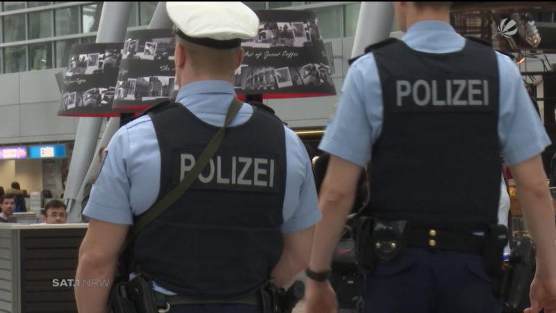 Wegen Polizistenmangels weniger Abschiebungen? (Foto: SAT.1 NRW)