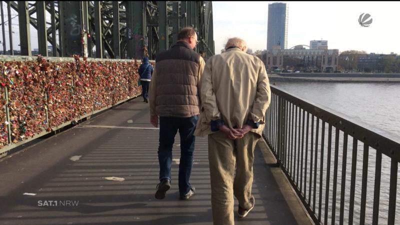 Menschen mit Demenz begleiten (Foto: SAT.1 NRW)