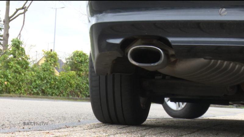 Umfrage: Dieselfahrverbot in Aachen (Foto: SAT.1 NRW)