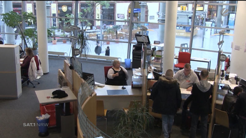 Digitale Behörde statt Rathaus (Foto: SAT.1 NRW)