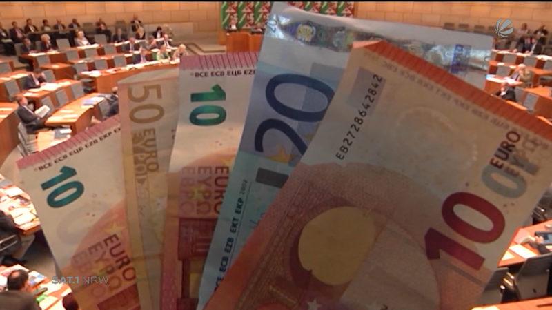 Mehr Geld für NRW-Gemeinden (Foto: SAT.1 NRW)