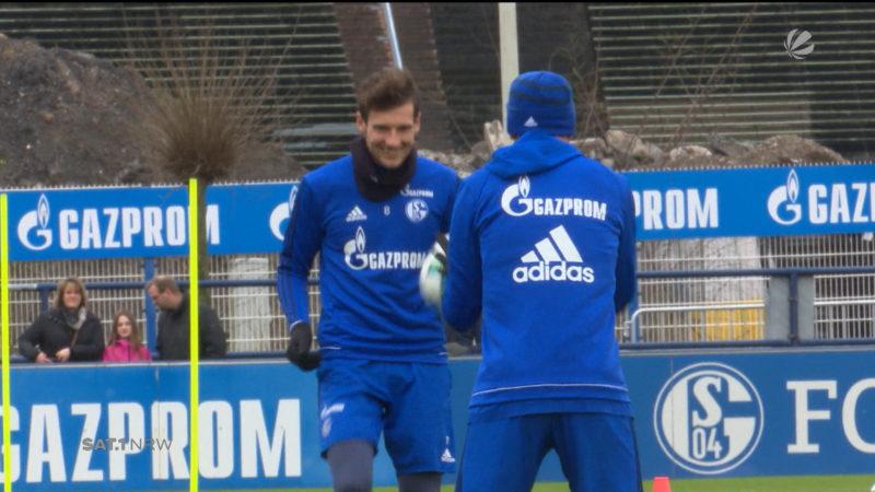 Leon Goretzka wechselt zu Bayern München (Foto: SAT.1 NRW)