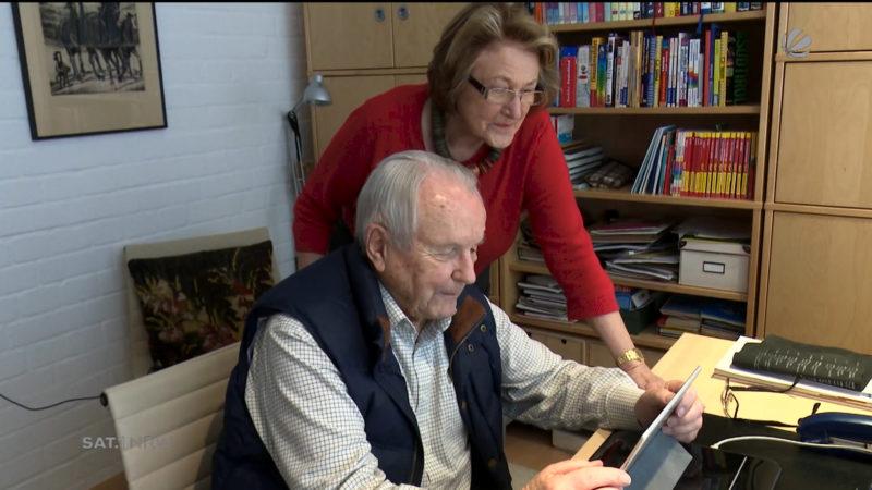 Kein schnelles Internet für über 80-Jährige? (Foto: SAT.1 NRW)