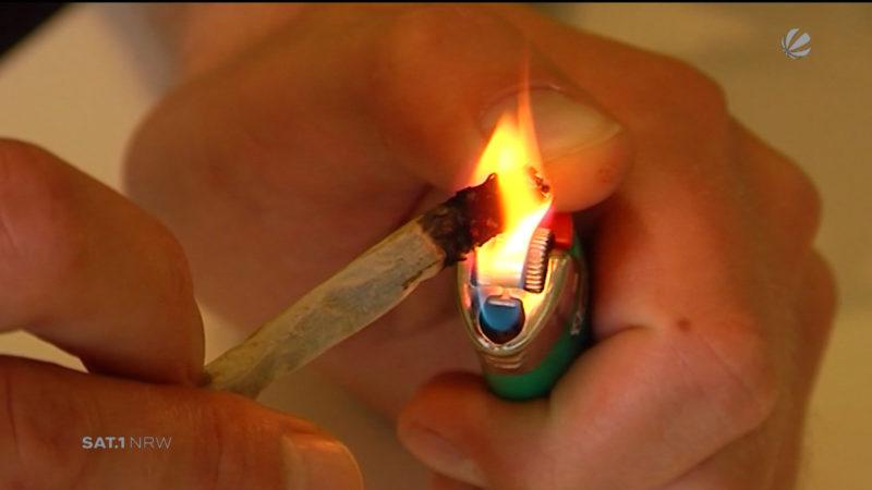 Brauchen wir eine regulierte Legalisierung von Cannabis? (Foto: SAT.1 NRW)