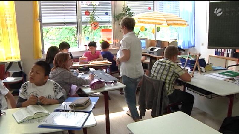 Lehrermangel in NRW (Foto: SAT.1 NRW)