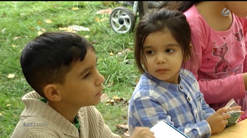 Ein Drittel aller Kita-Kinder mit Migrationshintergrund (Foto: SAT.1 NRW)