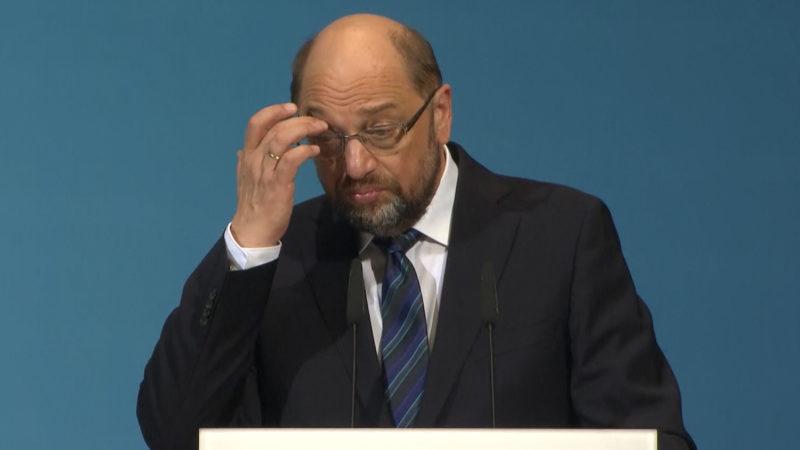 Umfrage zum Sonderparteitag: Wollen Sie die GroKo? (Foto: SAT.1 NRW)