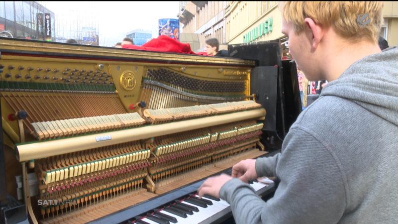 Dortmund: Stadt will Strassenmusik verbieten (Foto: SAT.1 NRW)