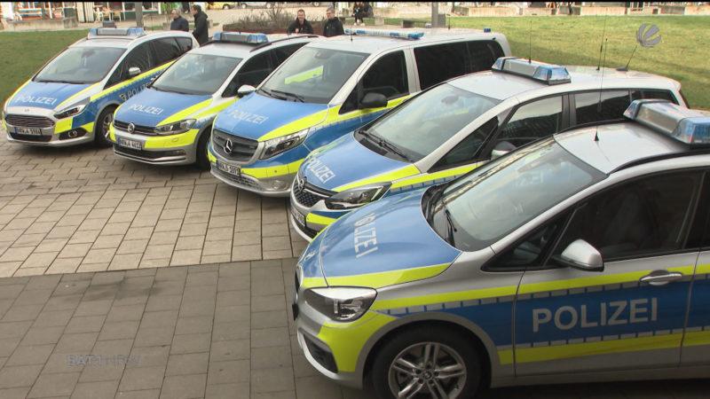 Neue Streifenwagen für NRW-Polizei (Foto: SAT.1 NRW)