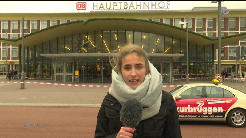 Sturmtief Friederike: Wo hat es überall zugeschlagen? (Foto: SAT.1 NRW)
