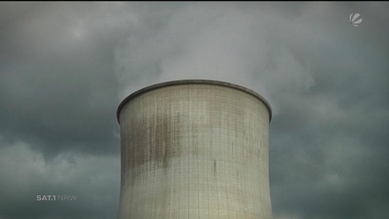 Studie zur Gefahr durch Atomkraftwerke (Foto: SAT.1 NRW)