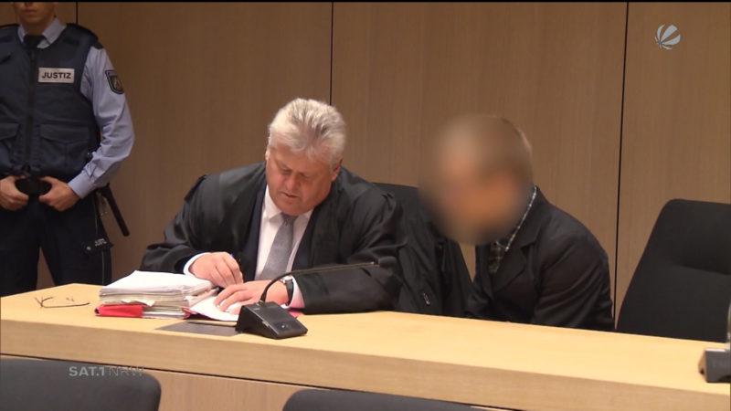 Urteil gegen Herne-Killer Marcel H. gefallen (Foto: SAT.1 NRW)