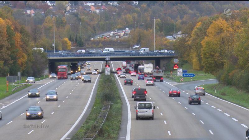 Bundesweite Studie zum Verkehrsverhalten der Bürger (Foto: SAT.1 NRW)