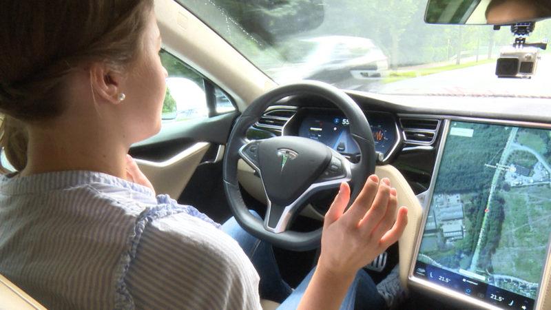 Angst vor autonomem Fahren? (Foto: SAT.1 NRW)