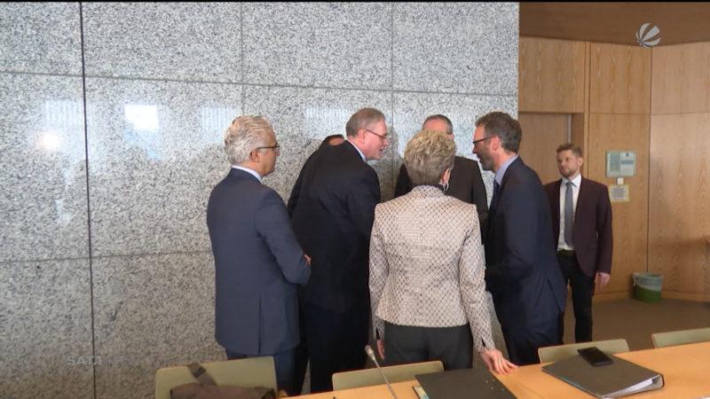 Bürgermeister beraten über Gratis-Nahverkehr (Foto: SAT.1 NRW)