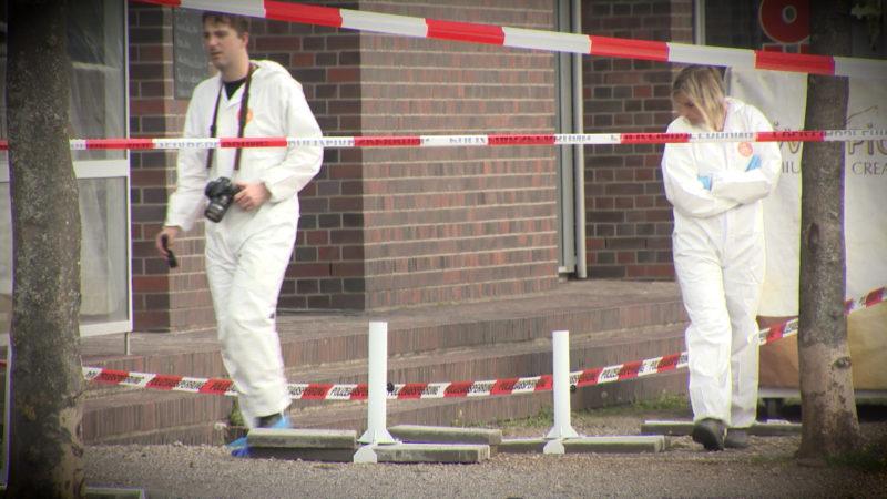 Innenhafen Mord gelöst (Foto: SAT.1 NRW)