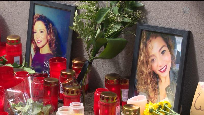 Prozess in Essen: Junge Mutter getötet (Foto: SAT.1 NRW)